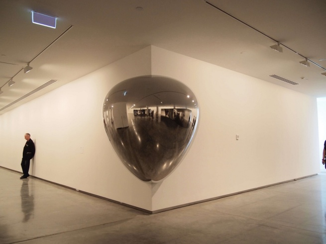 Anish Kapoor at MCA